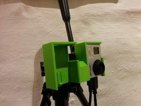 GoPro Hero3+ Stereo mount (65mm)