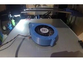 Old Fan to Blow radial fan