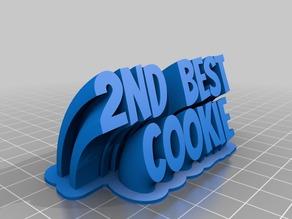 2nd Best Cookie!