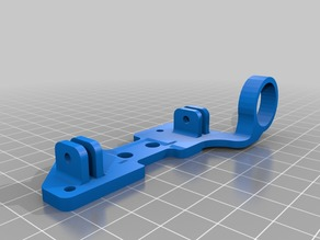 CR-10 FANG OEM carriage with ezabl + fillets