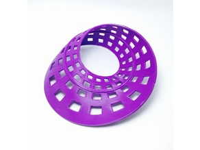 Mobius Strip for FDM by HenrySeg