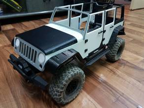 JEEP RUBICON FOR TRX4