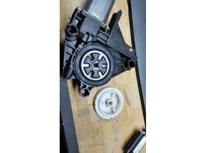 VW Window drive gear // elektr. Fensterheber Zahnrad