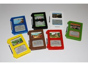 Dominion Card Cases for non-sleeved cards, storage and gameplay