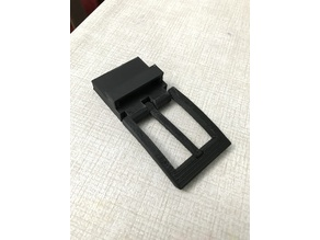 Kemer Tokası V2 (Belt Buckle V2)