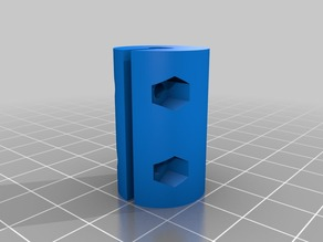 Z Axis Coupler Turned