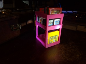DS and 3DS Cart Holder
