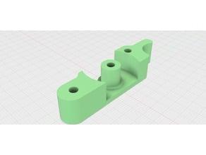 Belted Extruder  Idler Modification