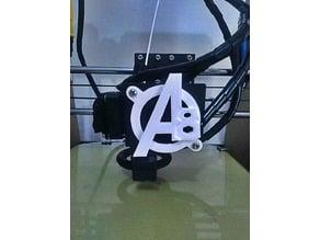 Anet A8 Fan Cover