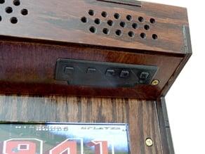Porta-Pi Button Panel Cover