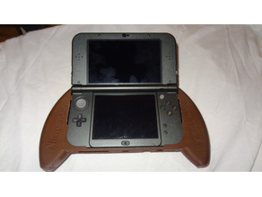 Grip for Nintendo New 3DS XL
