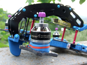 Atas Defiance 265 - 12 deg tilted motor mount
