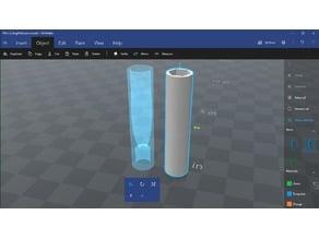 FireMinion's Bug-A-Salt Extended Muzzle Attatchment [version 1.5]