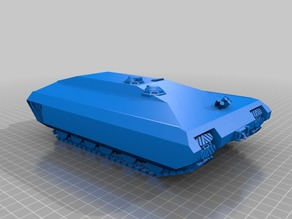 Recon Tankette Gen 1 Inital Prototypes
