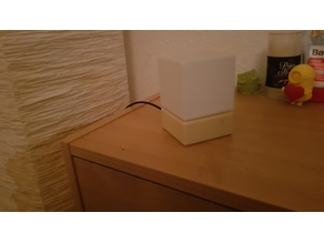 Touch USB LED NightLight dimmable lowcost