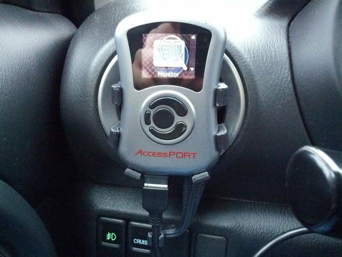 Cobb Accessport V2 >> Cobb Accessport Holder For Subaru Wrx By Reeseallen
