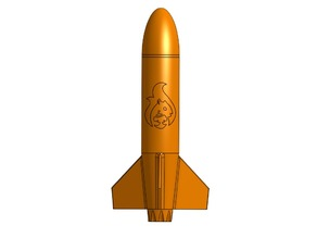 13mm NLT (Need Love Too) rocket