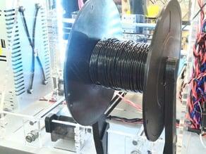 Filaments Spool holder mount at the back (Sunhokey Prusa i3)