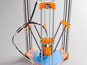 Rostock Mini Pro by 3D Printer Czar