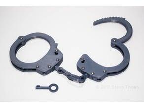 Realistic Handcuffs