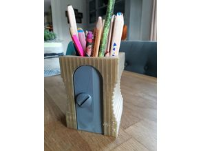 Sharpener Pencil Holder