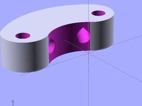Rounded Parametric Frame Vertex