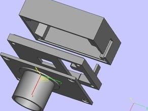 Webcam Telescope Adapter