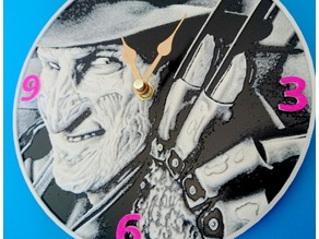 Reloj Freddy Krueger