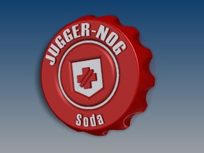 Juggernog Bottlecap