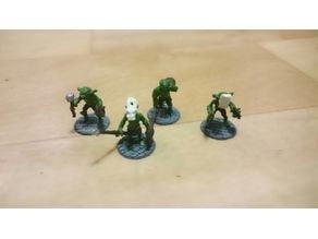 18mm goblins for D&D