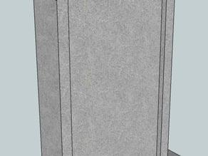 Single Tombstone