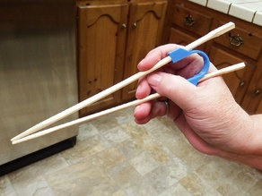 Chopstick Cheater Hinge