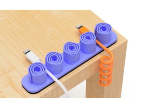 USB holder (Vortex)