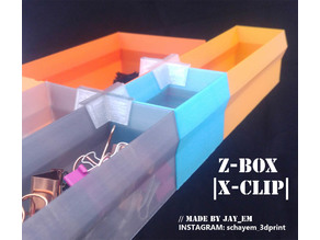 x-clip for the zBOX storage system