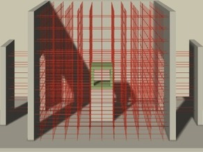 The Recursive Observatory: A Derivative of Space and Time