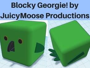 Blocky Georgie! by JuicyMoose Productions