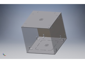 RENEV Endless Enclosure - 3D Printer/Laser Cutter/Equipment Enclosure (customizable/reconfigurable)
