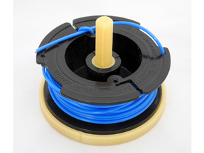 String trimmer spool winder for Black & Decker AFS