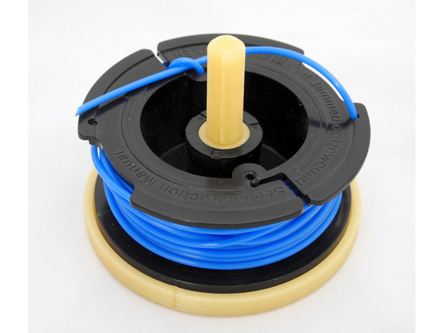 String trimmer spool winder for Black & Decker AFS by