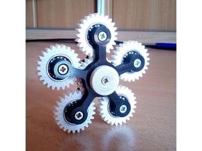 Spinner 6 gear