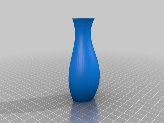 Flower Magnetic Vase By Csmithie Thingiverse
