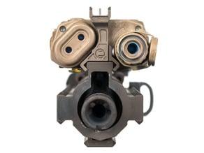PEQ front sight