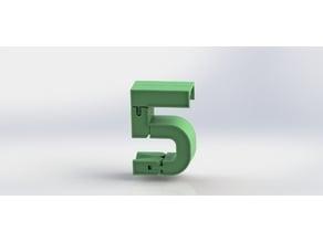 Number Robot - #5