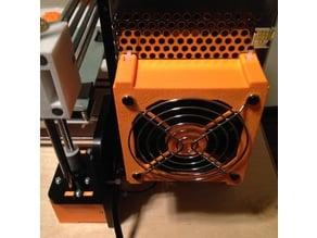 Anet A8 Power Supply 90mm Fan Case