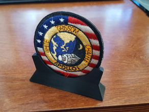 Mission Patch Stand