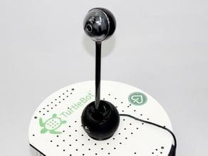 Orbit Webcam mount for TurtleBot