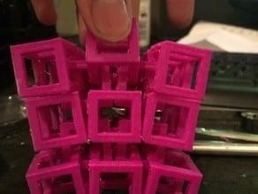 finger fun with interlocking cubes