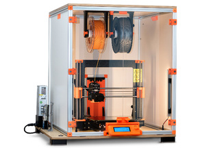 "The ""HomeCube"" - a smarter printer enclosure for the Prusa I3 Mk3 and other printers"