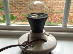 Pumpkin Lamp Base
