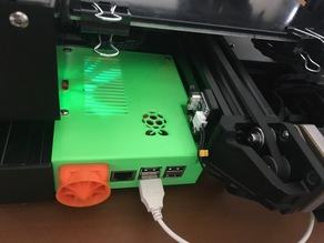 OctoPi Control Box